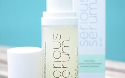 Serious Serum and Fresh Wipes