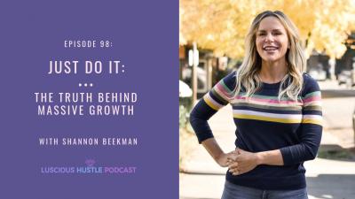 Luscious Hustle Podcast