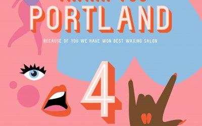 We feel the love Portland